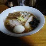 らーめん ポパイ - チャーシュー麺