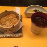 川富 - ご飯