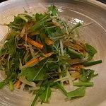 寿し金 - サラダ