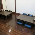 お福 - テーブル席♪