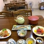 なべや旅館 - 料理写真:夕食