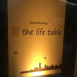 the life table -