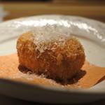 和食Labo 新た - 木の子のクリームコロッケ
