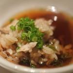 和食Labo 新た - 秋刀魚の蒲焼土鍋ごはん