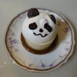 93894551 - チーズケーキ(250円):パンダがクール?