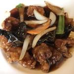 白龍 - 酢豚