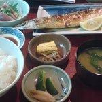 口福 - 焼魚定食