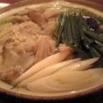 わたる - 鶏鍋