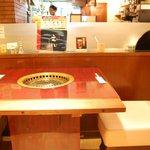 文八 - テーブル席