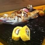 和甚 - 焼き魚