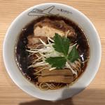 麺屋 聖 - しるし Shirushi 800円