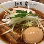 麺屋 聖 - シンプル Simple 800円