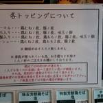 麺や福はら - 内観2