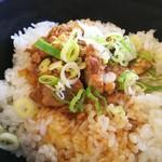 味の大王 - チャーシュー丼