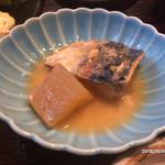 魚食処 一豊 - サバの味噌煮
