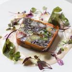 BISTRO INOCCHI - 季節野菜と穀物のテリーヌ50