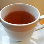 オーガニックカフェ・ラムノ - 柿の葉茶