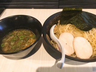 麺屋 武一 神戸本店 - 濃厚鶏つけそば 醤油