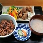 オーガニックカフェ・ラムノ - 大地の御膳
