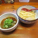 麺屋 高橋 - つけめん小+味付玉子(750円+100円)