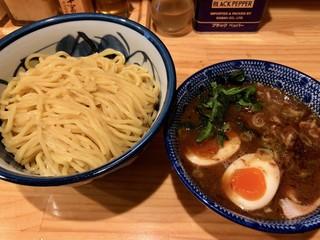 秋葉原ラーメン わいず - 特つけ麺大盛り(980円)