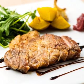 肉の旨味が溢れ出す、究極の豚肉『TOKYOX』