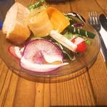 こだわり産直野菜と生パスタ ARK DINING -