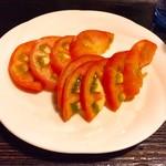 はくしか - 冷製トマト