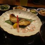 遊 - 鰆の柚庵焼き
