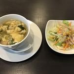 93920799 - スープ サラダ
