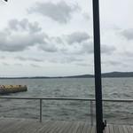 ル ミュゼ ドゥ アッシュ - 窓の外は海