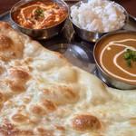 バグワティタージマハル - 料理写真: