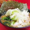 杉田家 - 料理写真:ラーメン、キャベツ、海苔