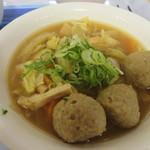 中央食堂 - 味噌ちゃんこ