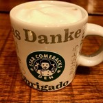 den - 今回、久しぶりにあのカップが登場した!
