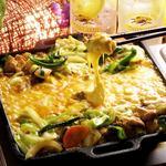 とりぼん - 料理写真:とりぼん風チーズタッカルビ