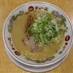 天下一品 - ラーメン(こってり並・細麺)