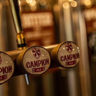 イギリスのモルト・ホップを使用した、本格自家製クラフトビール