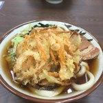 うどん黒富士 - 料理写真: