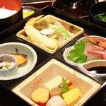 一喜 - 松花堂弁当¥1000