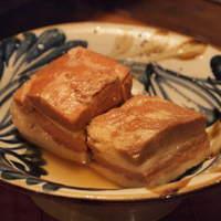 じんじん - ラフテー(豚三枚肉の醤油煮)