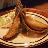 じんじん - グルクン(沖縄の県魚)の唐揚げ