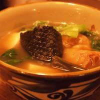 じんじん - イラブー汁(海蛇のスープ)