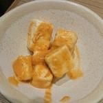やきとりセンター - クリームチーズ味噌漬け