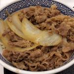 吉野家 - 料理写真:牛丼 並 つゆだく