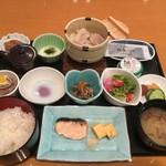 バード・ウォッチ・カフェ - 朝食(和食)