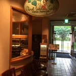 バード・ウォッチ・カフェ - レストラン入り口