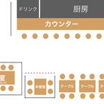 焼肉割烹 YP流 - 内観写真:全体図