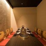 焼肉割烹 YP流 - 内観写真:個室