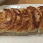 93933393 - チーズ入り焼き餃子